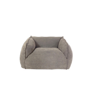 chapter1(챕터원),[주문 후 4개월 소요] Comfortable Sofa Round 1seater _Brown
