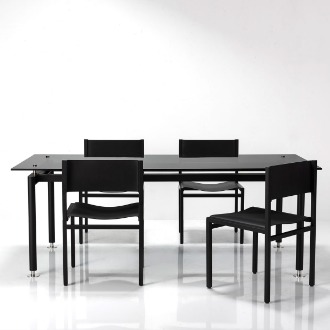 chapter1(챕터원),Piloti Dining Table (2 Colors)