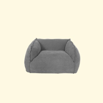 chapter1(챕터원),[35회차 예약중, 4월 입고] Comfortable Sofa Round 1seater (4 colors)
