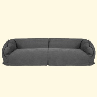 chapter1(챕터원),[35회차 예약중, 4월 입고] Comfortable Sofa Round W3100 (4 colors)